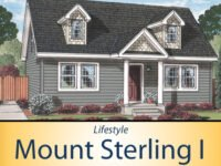 Mount Sterling - 936 SF - 2 Bed/1 Bath