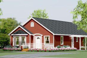 June's Home of the Month: Laurel V Designer Ranch